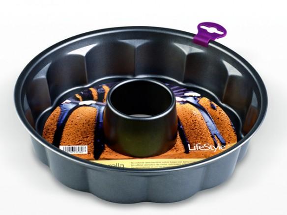 Molde de horno de fiorela con tubo anti adherente for Moldes de cocina