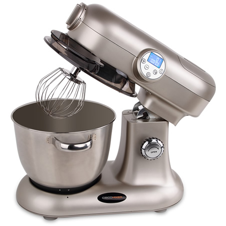 Cecomixer robot de cocina programable y capaz de moler for Robot de cocina para cocinar