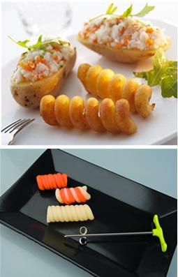 Platos de cocina originales dise os arquitect nicos for Platos de cocina
