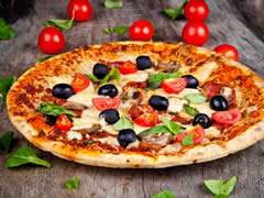 Pizza Italiana en Olla GM