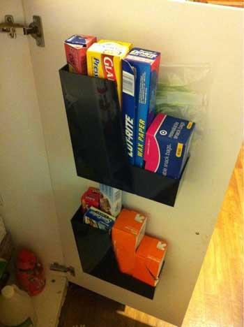 como-ahorrar-espacio-en-la-cocina-organizador-papel-aluminio