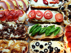 Perritos de pizza – Hot Dog Pizzas